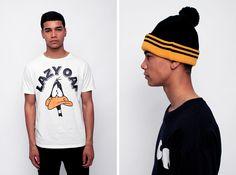 Daffy Oaf T-Shirt & Daffy Bobble Hat
