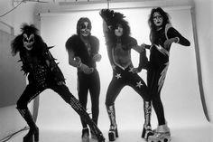 Kiss, Los Angeles 1975