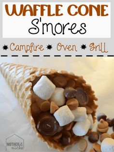 The Best Campfire Desserts! - Double the Batch