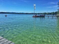Urlaub daheim! Das Agua Südbad in Tutzing am Starnberger See. Ein tolles Strandbad für Familien mit Seekiosk, Spielplatz und zwei Badestegen. https://cappumum.com/2016/05/26/urlaub-daheim-das-agua-suedbad-in-tutzing-am-starnberger-see/
