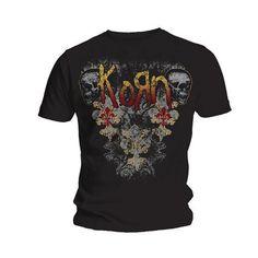 Korn Skulldelis T-Shirt – Famous Rock Shop