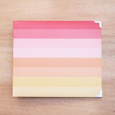 Baby Girl Designer Album - Pocket Scrapbooking & Memory Keeping - 1