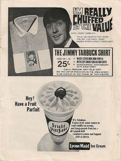 Jimmy Tarbuck Shirt - c1967