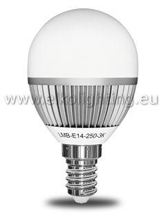 LMB-E14-250-3K žiarovka miňonka