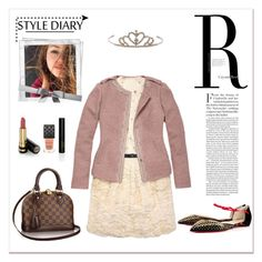 """""""RCC 3.20"""" by vandinha2010 ❤ liked on Polyvore featuring Epoque, Yves Saint Laurent, Christian Louboutin and Gucci"""