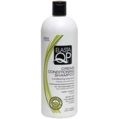 ❤️ Elasta Qp Creme Conditioning Shampoo- this shampoo is very moisturizing.  I love to use it after swimming.