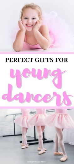 Best gifts for dancers. Need a gift for a dancer on your list? Get ideas on the best gifts for dancers from a veteran dancer. Recitals, birthdays- get the best gifts for dancers! Christmas Gifts For Dancers, Toddler Christmas Gifts, Christmas Activities For Kids, Toddler Gifts, Kids Christmas, Little Girl Dancing, Little Girl Gifts, Dance Crafts, Dance Teacher Gifts