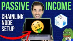 Earn PASSIVE INCOME with Chainlink! Validator Setup Guide $LINK - YouTube Link Youtube, Passive Income, Blockchain