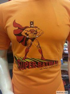 India: Combining Superheroes