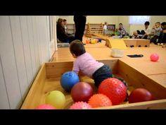 Prüntyella a Pikler Intézetben - YouTube