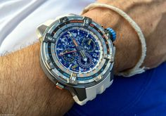 "@Richard_Mille #RichardMille  Richard Mille - Not ""All is Lost""! Reviewing Richard Mille RM060-01 Voiles de Saint Barths."