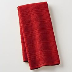 SONOMA life + style Concord Ribbed Kitchen Towel $4.79