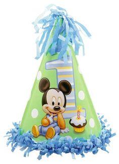 Disney Mickey 1st Cone Hat