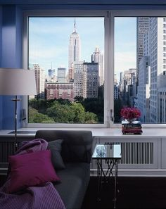 NYC. View with a room