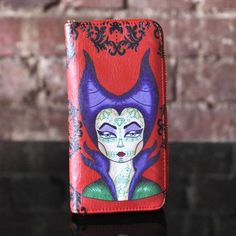 Jubly-Umph: Evil Sorceress Wallet