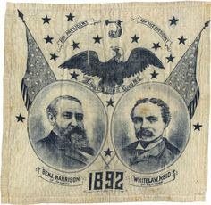 See 491 prices and auction results for Raynors' HCA September & Auction on Thu, Sep 2008 by Raynors' Historical Collectible Auctions in NC Patriotic Symbols, Vintage Bandana, Campaign Posters, Old Quilts, History Photos, Us Presidents, Rug Hooking, Bald Eagle, American Flag