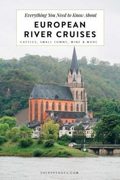 What to Expect on a Rhine River Cruise with Viking River Cruises Switzerland, Germany, France River Cruises In Europe, European River Cruises, Cruise Europe, Cruise Travel, Cruise Vacation, Honeymoon Cruises, Cruise Packing, Cruise Wear, Cruise Tips