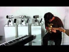"""What you say"" - A robot and human musical performance - YouTube"
