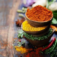Natalia Klenova, Spices and herbs