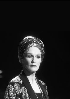 Glenn Close as Norma Desmond Glenn Close, Silent Film Stars, Movie Stars, Meryl Streep, Connecticut, Patti Lupone, David Evans, Dangerous Liaisons, Sunset Art