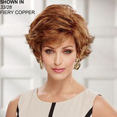 Angel Wig by Paula Young is a short and sassy style. - Paula Young