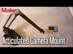 Make your own Articulated Camera Mount Stand... For more DIY tutorials visit www.seeinginmacro.com