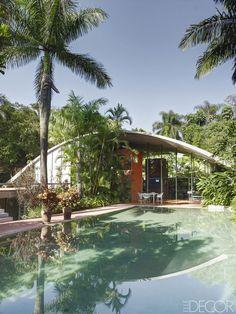 Marlene Milan House by Marcos Acayaba | Yellowtrace