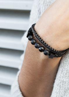 contemporary matte black accessories by Vitaly // www.vitalydesign.com