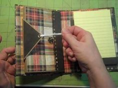 Shopping Organizer Mini Book - YouTube