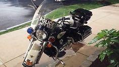 eBay: Harley-Davidson: Touring 2007 Harley Davidson Road King POLICE bike #harleydavidson usdeals.rssdata.net