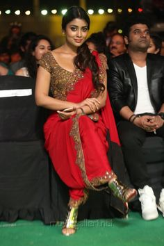 Shriya Saran @ IIFA Utsavam Awards 2016 Day 1 Photos