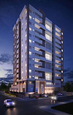 o Art Life Residence é um empreendimento com 04 tipos de apartamentos: 3 quartos com duas suítes, 2 quartos com uma suíte, 3 quartos com uma suíte e apartamentos DUPLEX com duas suítes - Immobile Arquitetura