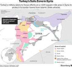 Turkey's Army Is Driving Deeper Into Syria as Latest Truce Frays.(September 20th 2016)