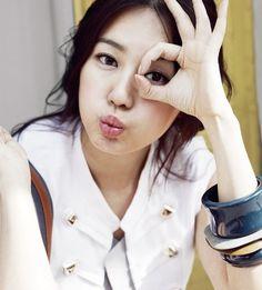 Yoon Eun Hye cute pout - korean-actors-and-actresses Photo