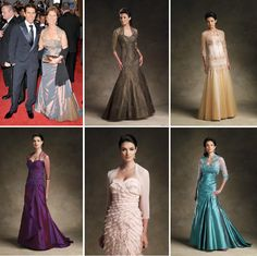 Mother of the Groom Dresses | Mother of the bride or groom gowns by designer Rina di Montella ...
