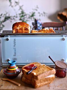 Kitchen Tool : 新生活に揃えたい、キッチンツール/「ラッセルホブス」の「ガラストースター」 #kitchentools