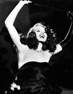 The gorgeous Rita Hayworth!