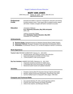 Example Server Resume Examples Of Resume  Resume Examples  Pinterest  Resume Examples .