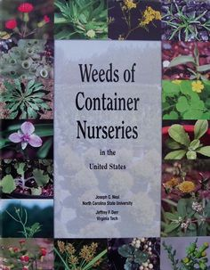 Weeds of Container Nurseries