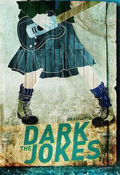 GigPosters.com - Dark Jokes, The - Dark Jokes, The