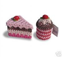 I love Gisela Graham sooooo much! & these are simply classic style Gisela - gorgeous little treasure boxes - knitted and perfect in every way!