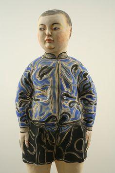 Akio Takamori'/Boy in Blue Jacket