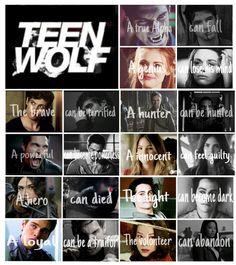 Imagen de teen wolf