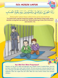 Buku Pintar Super Lengkap 101 Doa Harian Anak Soleh adalah buku doa bergambar yang dilengkapi bacaan khat doa, teks latin cara membaca doa,dan terjemahan. Doa Islam, Islam Quran, Beautiful Prayers, Learn Islam, Islamic Messages, Self Reminder, Muslim Quotes, Islamic Inspirational Quotes, Islamic Pictures
