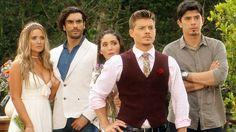 Andrea irrumpe en la boda secreta de Irina y Flavio