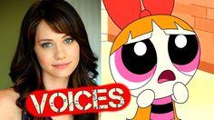 The Powerpuff Girls 2016: Cast - The Powerpuff Girls Characters - The Po...