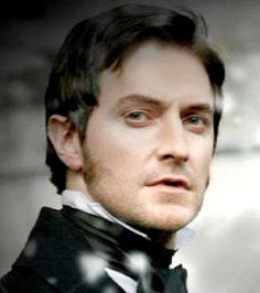 Gorgeous, broodingly sexy, leave-your-husband-worthy.  And I told you about him BEFORE The Hobbit...