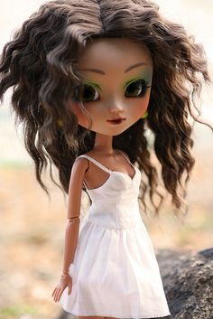 Ioka at the beach by Sweetie ♥, via Flickr