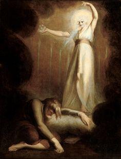 John's Vision of The Seven Candlesticks