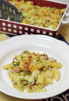 In the kitchen: Wirsing-Schupfnudel-Gratin - Lavie Deboite